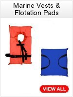 Marine Life Vests and Flotation Pads