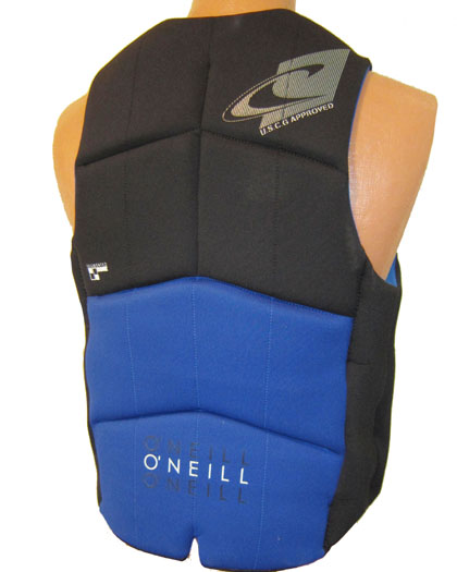 Oneill Assault LS Mens Neoprene Life Vest 2017