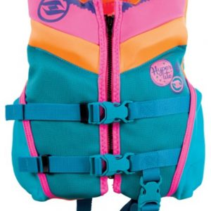 hyperlite indy child girls life vest 2019