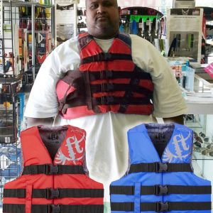 Full Throttle 7XL Life Vest 2020