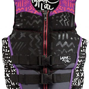 Hyperlite Ambition Womens Neo Life Vest 2018 Flex Back