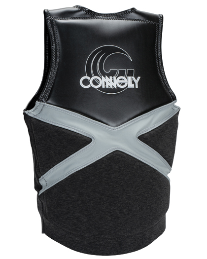 connelly team mens life vest 2019 back