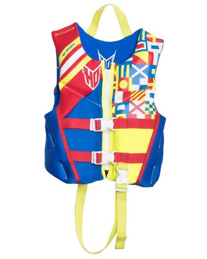 HO Child Pursuit Neoprene Life Vest CGA 2019