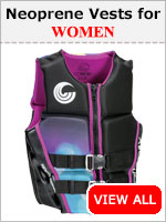 Womens Life Vests
