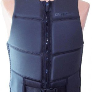 oneill outlaw mens comp vest black