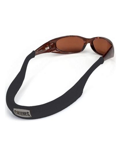 Chums Floating Eyewear Retainer Sunglass Float Black