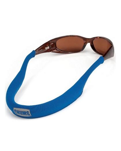 Chums Floating Eyewear Retainer Sunglass Float Blue