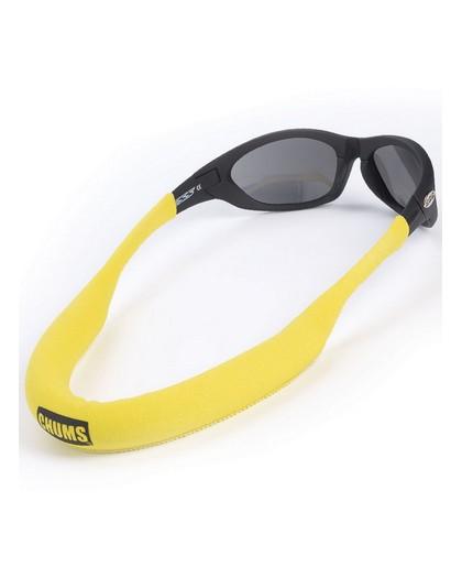 Chums Floating Eyewear Retainer Sunglass Float Neo Yellow
