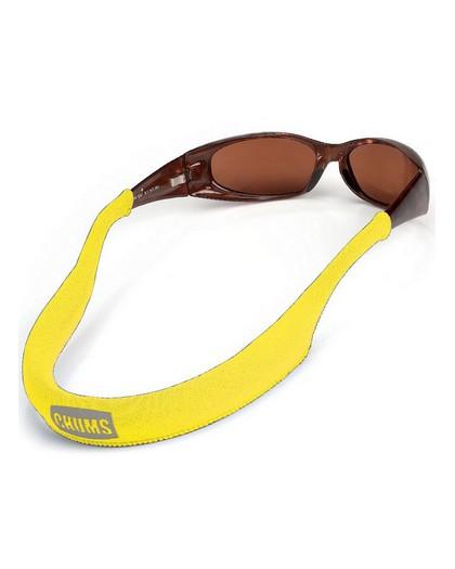 Chums Floating Eyewear Retainer Sunglass Float Yellow