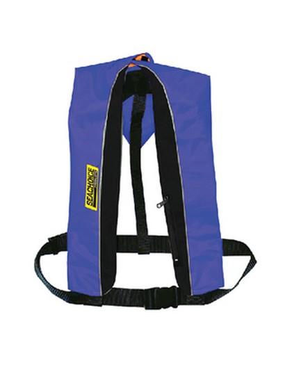 Seachoice Type V Inflatable PFD Blue Black