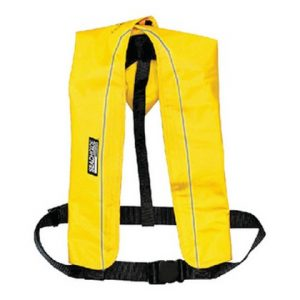 Seachoice Type V Inflatable PFD Yellow