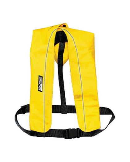 Seachoice Type V Inflatable PFD Yellow