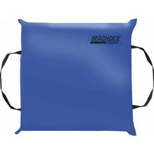 Seachoice Throwable Foam Boat Cushion Blue